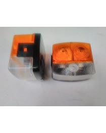 Nabouw Hella positie/ knipper licht (links)