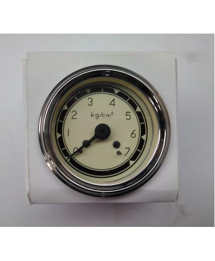 Oliedrukmeter 0 t/m 7 (60mm)