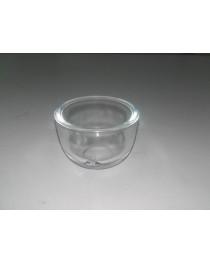 Bezinksel glas 38 mm