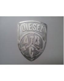 Diesel ABC Emblem