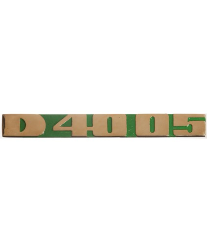 Deutz D4005 embleem