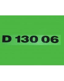 N-D13006 sticker