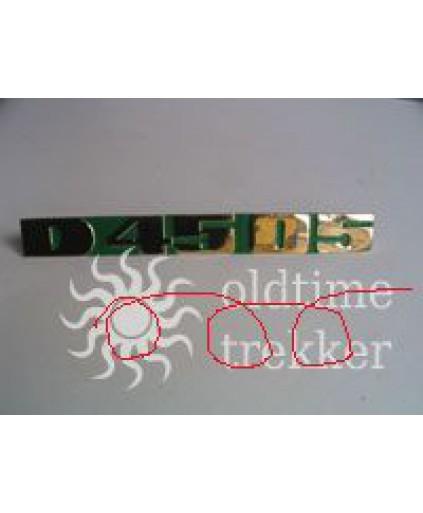 Deutz D4505 embleem