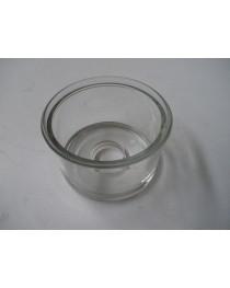 Bezinkelglas 90 mm