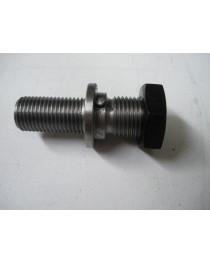 Wielbout+moer m14x1,5mm