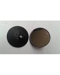Spiegel 120mm kunststof behuizing