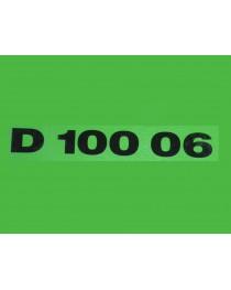 N- D10006 sticker