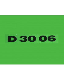 N-D3006 sticker