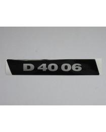 D4006 Links grijs