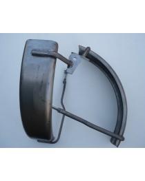 Eicher spatbordset 16 inch  13cm +steun