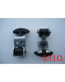 Motorkaphaak rubber 65mm