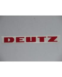 Deutz sticker 414